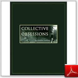 "Flyer for the ""Collective Obsessions Saga"" by Deidre Dalton. Click on image to see actual document in a new window (1.07 MB, PDF)."