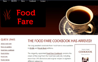 Official web site of Food Fare